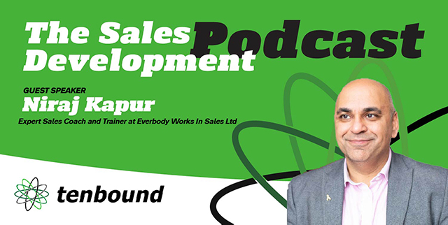 Niraj Kapur - Everyone is in Sales Development