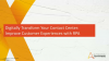 DIGITALLY TRANSFORM YOUR CONTACT CENTER WITH RPA