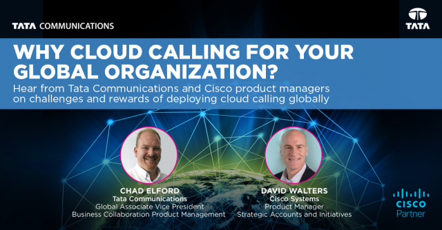 Why Cloud Calling for Your Global Organization?