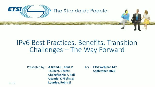IPv6 Best Practices, Benefits, Transition Challenges and the Way Forward