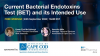 Current Bacterial Endotoxins Test (BET) and its Intended Use
