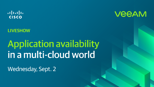Application Availability in a Multi-Cloud World