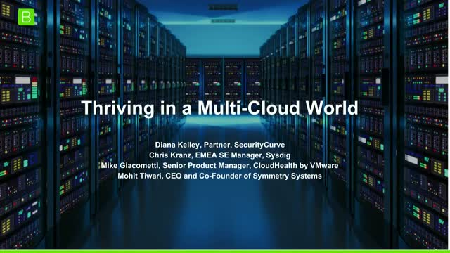 Thriving in a Multi-Cloud World: Strategies for Success