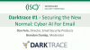 Darktrace #1: Securing the New Normal: Cyber AI for Email