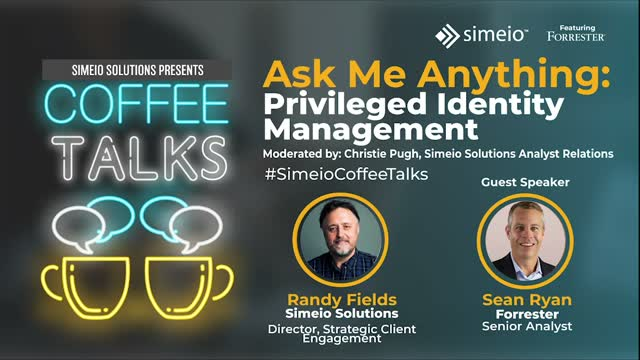 Ask Me Anything: Privileged Identity Management