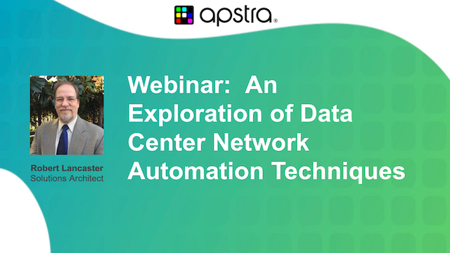 An Exploration of Data Center Network Automation Techniques