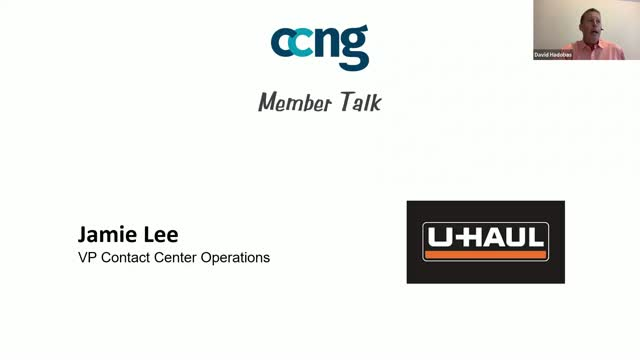 CCNG Member Talk - U-Haul Implements Changes to its Work From Home Program