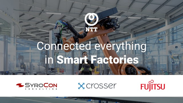 Connected everything in Smart Factories