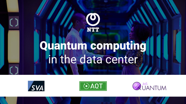 Quantum computing in the data center