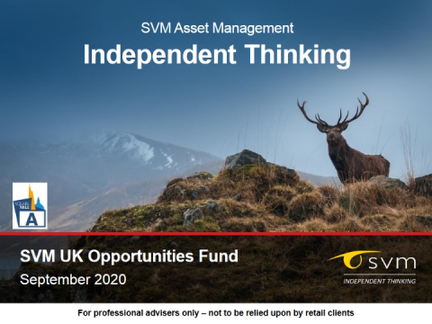 SVM UK Opportunities Fund September 2020