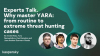Experts Talk. Why master YARA: from routine to extreme threat hunting cases