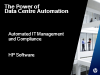 The Power of Data Centre Automation