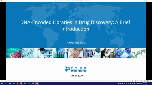 DNA-encoded libraries in drug discovery