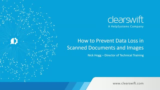 How Images and Scanned Documents Present a Cybersecurity Risk