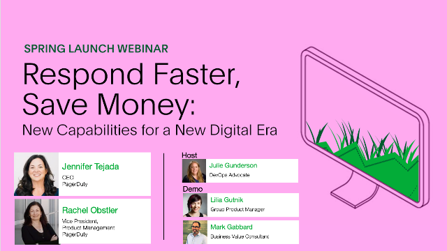 Respond Faster, Save Money: New Capabilities for a New Digital Era