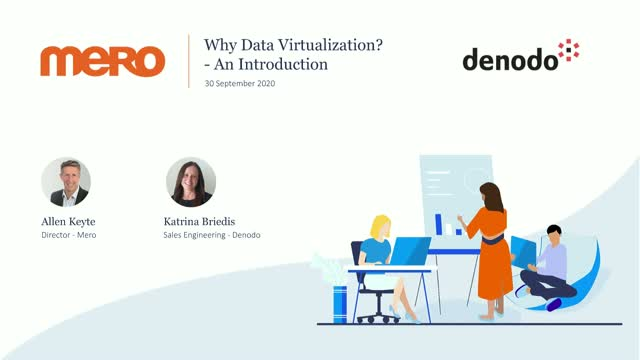 Why Data Virtualization? An Introduction.
