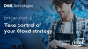 Take control of your Cloud strategy