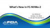 What's New in FC-NVMe-2?