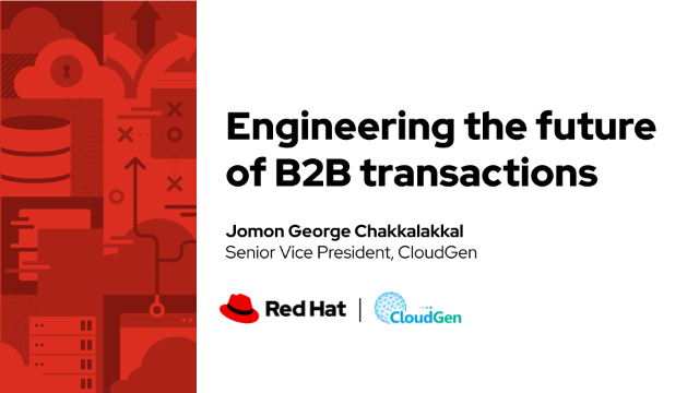Engineering the future of B2B transactions