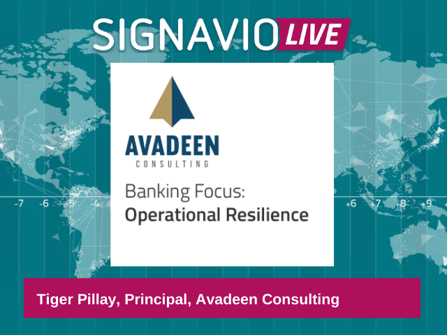 Developing Operational Resilience in Banking and the Impacts of COVID-19