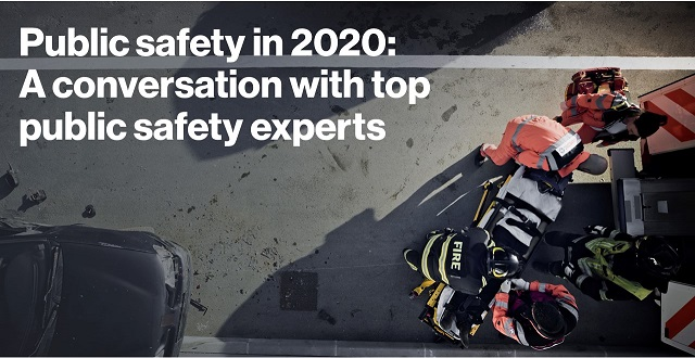 Public safety in 2020: A conversation with top public safety experts