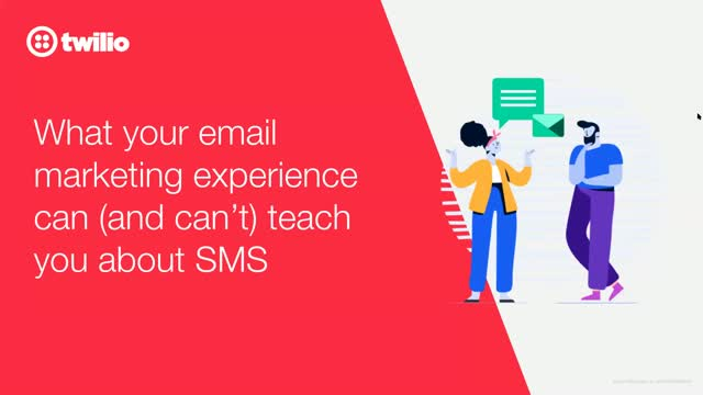 What your email marketing experience can (and can't) teach you about SMS