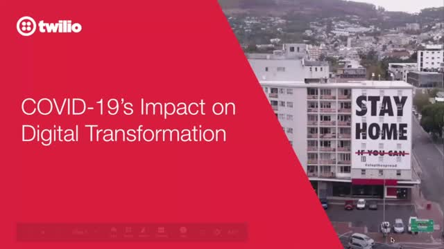 COVID-19's Impact on Digital Transformation