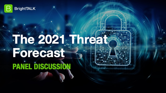 The 2021 Threat Forecast