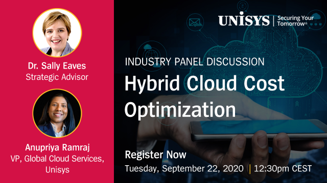 [On Demand] Panel Discussion: Hybrid Cloud Cost Optimization