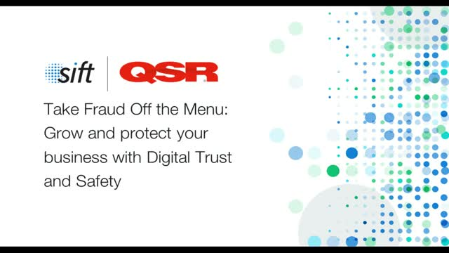 Take Fraud Off the Menu: Grow and Protect Your Business with DT&S