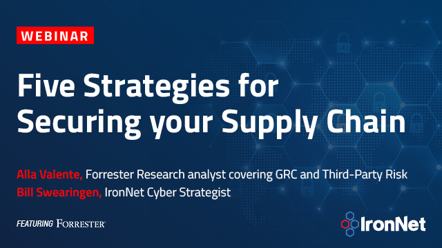 Five Strategies for Securing your Supply Chain