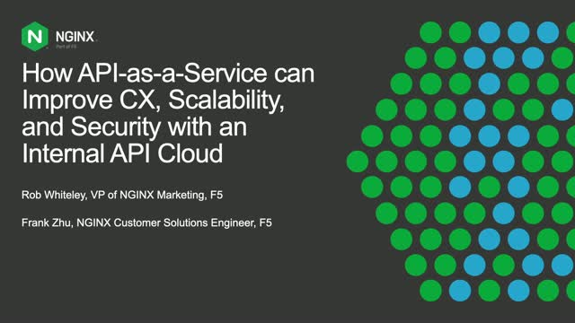 How API-as-a-Service can Improve Customer Experience, Scalability, and Security