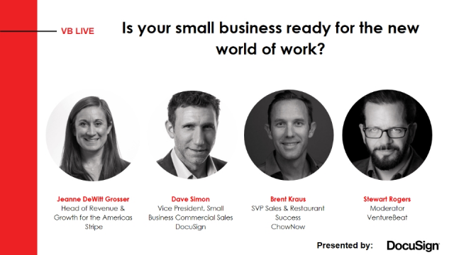 Is your small business ready for the new world of work?