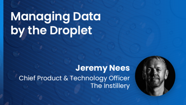Managing Data by the Droplet