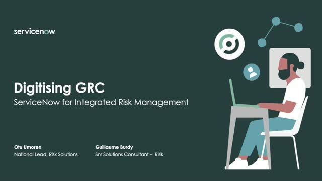 Digitising your core Governance, Risk and Compliance programs