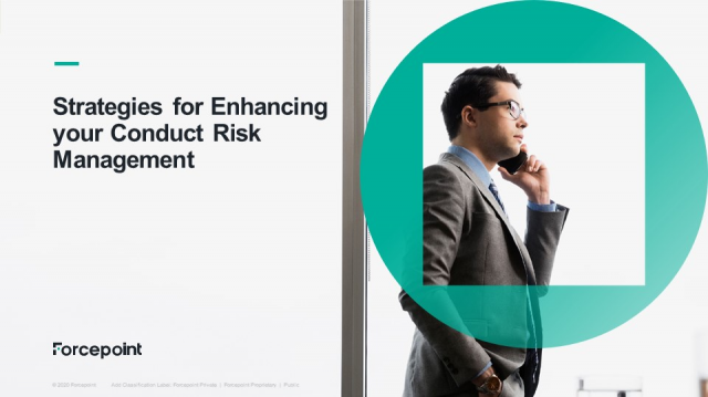 AMERICAS: Strategies for Enhancing your Conduct Risk Management-Finance