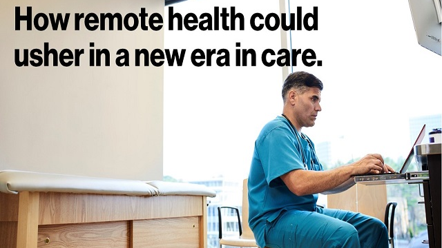 How Remote Health Could Usher In a New Era In Care
