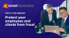Protect your employees and clients from fraud