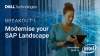 Modernise your SAP landscape with a dynamic infrastructure