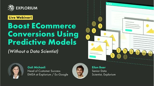 Boost ECommerce Conversions Using Predictive Models (Without a Data Scientist)