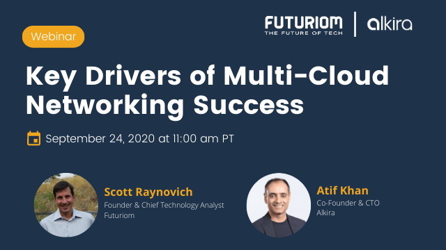 Key Drivers of Multi-Cloud Networking Success