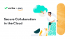 Secure Collaboration in the Cloud: A Wrike + Amazon Web Services Webinar