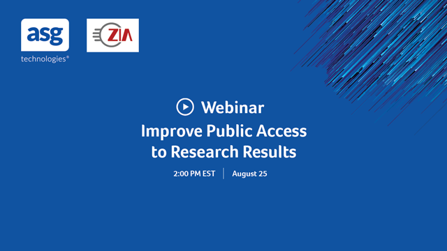 Achieve Compliance by Improving Public Access to Research Results