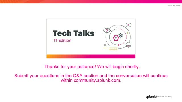 Tech Talks IT Edition: Get Monitoring Tricks for All Your *nix Part 2