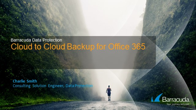 Find out why Microsoft recommends a 3rd party backup of Office 365