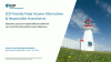Capital efficient alternatives for Insurers with a Responsible Investment focus