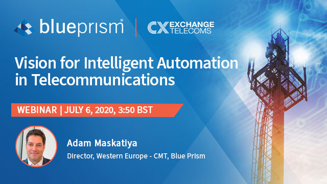 Vision for Intelligent Automation in Telecommunications