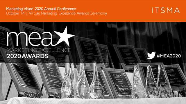 ITSMA's 2020 Marketing Excellence Awards Ceremony