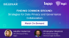 Finding Common Ground: Strategies for Data Privacy and Governance Collaboration