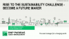 Rise to the Sustainability Challenge – Become a Future Maker